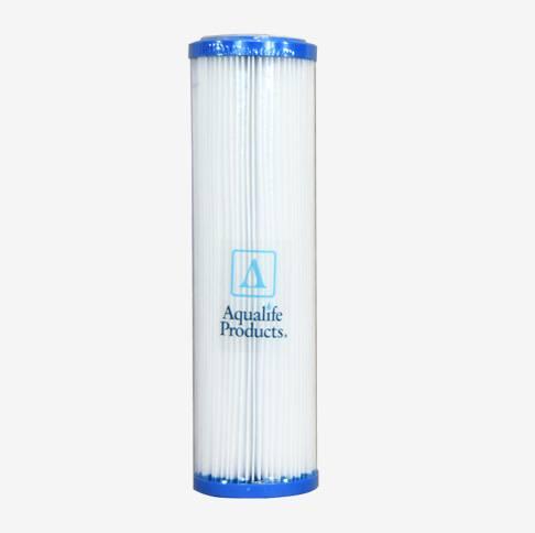 "WC1001/5P 10""x 2.5""Pleated Cartridge"