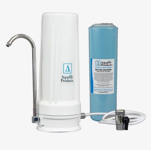 WF1004 Aqualife Quattro Countertop Filter